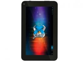 71 Tablet PC 7'' Multi-touch A8 1.2 Ghz 400 512MB  8GB 1.3Mpix WI-FI  Android 4.04 X PAD