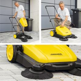 Ručna mašina za čišćenje podova s 650 Karcher