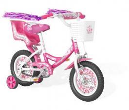 za decu dečiji bicikl za devojčice sa korpom kitty dolly 16 dečiji