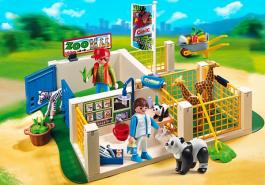 Ambulanta ZOO VRT PM-4009 PLAYMOBIL