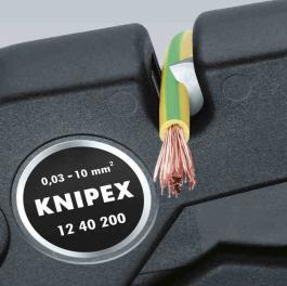Automatska klešta za blankiranje 0.03 - 10 mm Knipex