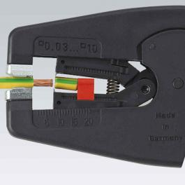 Automatska klešta za blankiranje 0.03 - 10 mm MultiStrip 10 Knipex