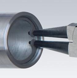 Klešta seger prava unutrašnja 225 mm 44 11 J3 KNIPEX