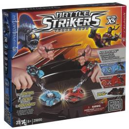 Battle strikers Predator 23 pcs 8+  MEGA BLOKS