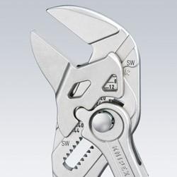 Klešta ključ 1000V 250 mm 86 07 250 KNIPEX