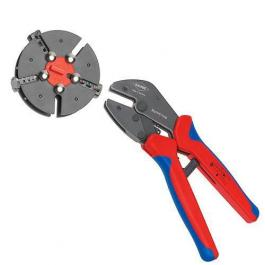 Klešta multicrimp 3/1 250 mm 97 33 01 KNIPEX