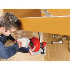 Sajla ručna za čišćenje cevi Power Spin Ridgid