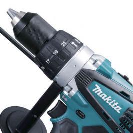 Akumulatorska udarna bušilica-odvijač 2 brzine DHP458Z Makita