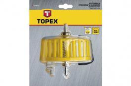Alat za obradu rupe u keramici sa štitnikom TOPEX
