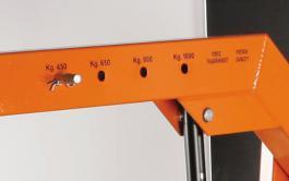 Kranska sklopiva dizalica 3025 1T Beta