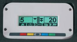 """Uređaj za balansiranje točkova 10-26"""" sa LCD displejom G2.124H Ravaglioli"""