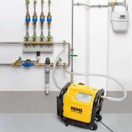 Alat za proveru pritiska instalacija Multi-Push SL Rems