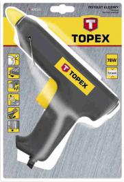 Elekrični pištolj za lepljenje TOPEX