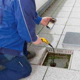 Inspekcijska Video kamera CamScope Wi-Fi 16-1 REMS