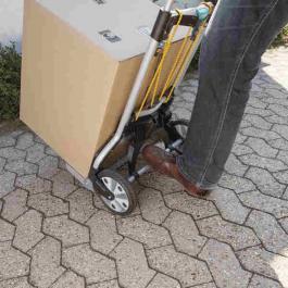 Transportna kolica na sklapanje nosivosti 100 kg TS 850 WOLFCRAFT