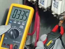 Adapter amper klešta CP-09 CEM