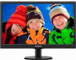 "LED monitor 18.5"" V-line 193V5LSB2/10 PHILIPS"