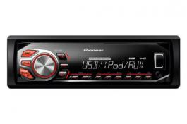 Auto radio MVH-160UI Digital Media Receiver PIONEER