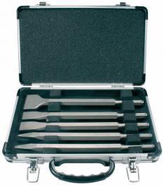 Set SDS+ špiceva i sekača 5kom u koferu D-16368 Makita