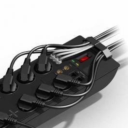 Produžni kabl sa 7 utičnica i pred-naponskom zaštitom SB0701AD CyberPower