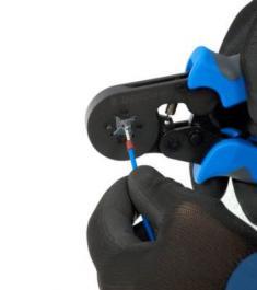 Klešta grip za kablovske kontakte - 427/4AG Unior