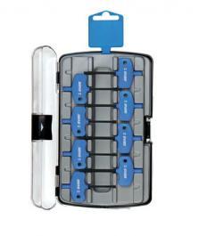 Garnitura imbus ključeva sa ručicom u plastičnoj kutiji 221AHXPB3 1,5-3/8 UNIOR
