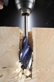 Burgija za drvo Blue groove 22x165mm IRWIN