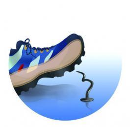 Zaštitne cipele 1805 38 UNIOR