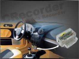 Uredjaj za snimanje grešaka u vozilu CRecorder II Launch