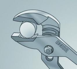 Klešta papagaj 445/1BI 240mm UNIOR