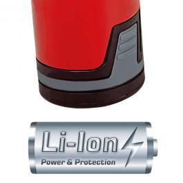 Akumulatorska bušilica TE-CD 12 Li sa 2 baterije Einhell