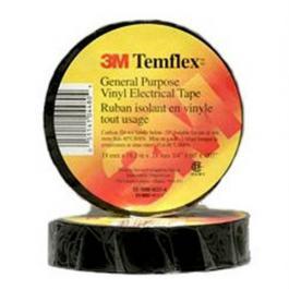 Izolir traka crna Temflex 1300 15x10 3M