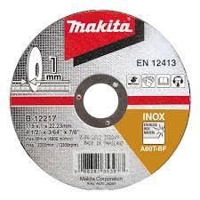 Rezna ploča za INOX 115mmx1x22 MAKITA