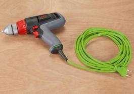 Električna bušilica odvijač sa kablom (Energy Line) 6224AA Skil