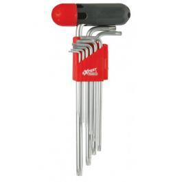 Set Torx ključeva sa rupom TXT 10-50 Modeco