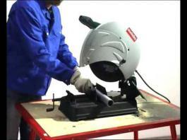 Testera kružna za metal 355mm CS 23-355 + brusilica W 12-125 Quick Metabo