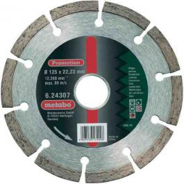 Dijamantski disk za beton 125mm Metabo