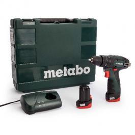 Akumulatorska udarna bušilica PowerMaxx SB Metabo