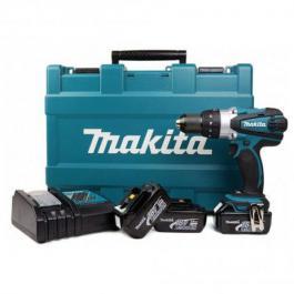 Akumulatorski udarni zavrtač sa 3 baterije DHP456RFE3 Makita