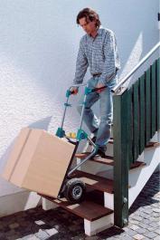 Transportna kolica na sklapanje nosivosti 200kg TS 1000 Wolfcraft