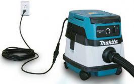Usisivač hibridni 36 V ili 230 V DVC860L Makita