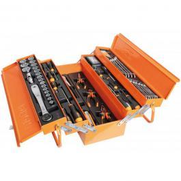 Set alata 91kom u metalnoj petodelnoj kutiji 2120L-E/T91-E Beta