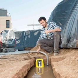 Potapajuća pumpa za otpadnu vodu SP 7 Dirt Inox KARCHER