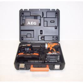 Akumulatorska bušilica - šrafilica BS 18 C Li-402C AEG