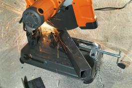 Testera za rezanje metala SMT 355 AEG