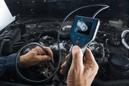Akumulatorska inspekciona kamera GIC 120 Bosch