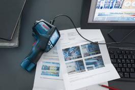 Digitalni termometar GIS 1000 C Bosch