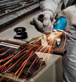 Ugaona električna brusilica GWS 750-115 Professional Bosch