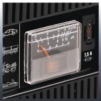 Punjač akumulatora crveni CC-BC 5 Einhell