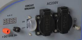 Agregat za struju GSEm 2200 SB ElektroMaschinen